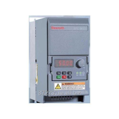 Частотные преобразователи  0.75 kW, 1 AC 200 - 240 V, 50/60 Hz, 3.9 A Rexroth Bosch Group VFC3610/5610, R912005374,