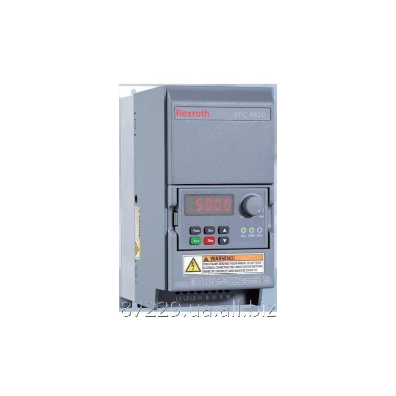 Частотные преобразователи 2.20 kW, 1 AC 200 - 240 V, 50/60 Hz, 9.7 A Rexroth Bosch Group VFC3610,  R912005376