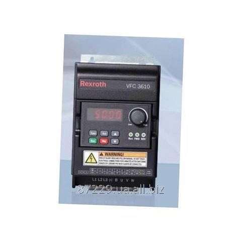 Частотные преобразователи 2.20 kW, 3 AC 380 - 480 V, 50/60 Hz, 5.1 A Rexroth Bosch Group VFC3610, R912005380