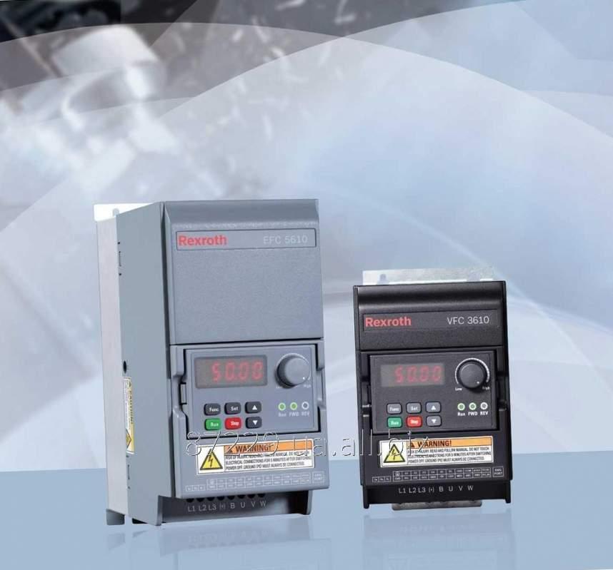 Частотные преобразователи 3.00 kW, 3 AC 380 - 480 V, 50/60 Hz, 7.6 A Rexroth Bosch Group VFC3610, R912005381