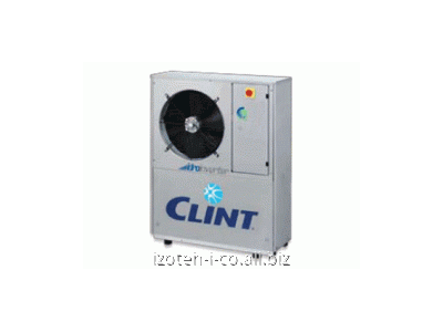 Чиллеры и тепловые насосы с воздушным охлаждением конденсатора CHA/IK 18÷31