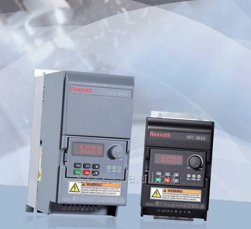 Частотные преобразователи 11 kW, 3 AC 380 - 480 V, 50/60 Hz, 24.3 A Rexroth Bosch Group VFC3610,  R912005097