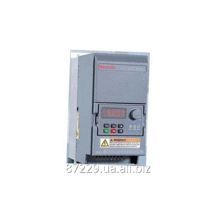 Частотные преобразователи 0.40 kW  , 1 AC 200 - 240 V, 50/60 Hz, 2.3 A Rexroth Bosch Group VFC 5610 1AC, R912005384