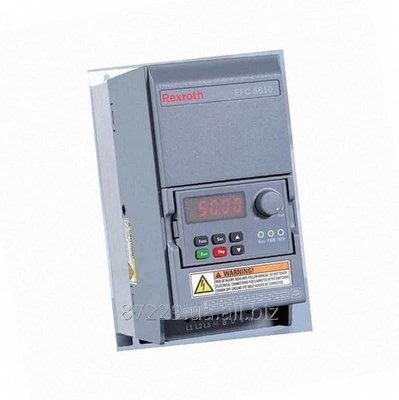 Частотные преобразователи  7,5 kW, 3 AC 380 - 480 V, 50/60 Hz, 16.8 A Rexroth Bosch Group VFC 5610 3AC, R912005104
