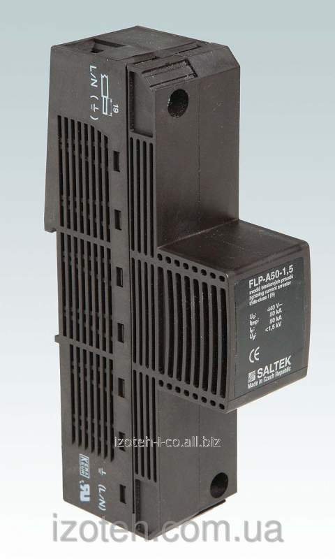 Buy Device of protection against the pulse retension of UZIP type 1 FLP-A50-1,5