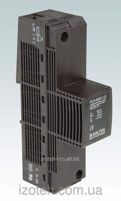 Устройство защиты от импульсных перенапряжений УЗИП тип 1 FLP-A50-1,5