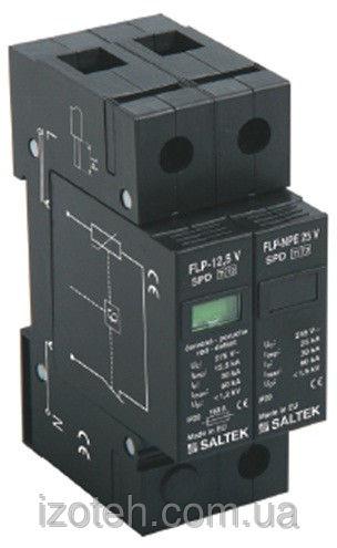 Комбинированное устройство защиты от импульсных перенапряжений тип а 1+2 FLP-12,5 V/1+1, FLP-12,5 V/1S+1