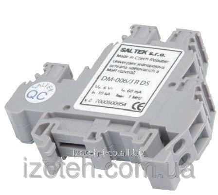 Отводчик тока молнии DM-012/J z DS