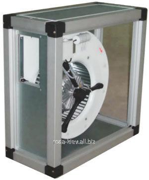 Купить Модуль вентилятора плоский трехфазный VF-501