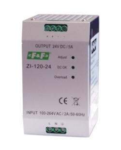 Импульсный промышленный блок питания ZI-120-24