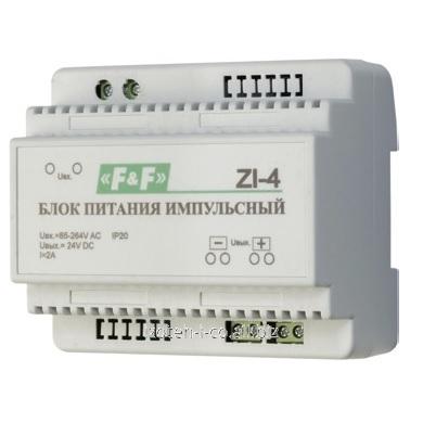Импульсный промышленный блок питания ZI-240-24