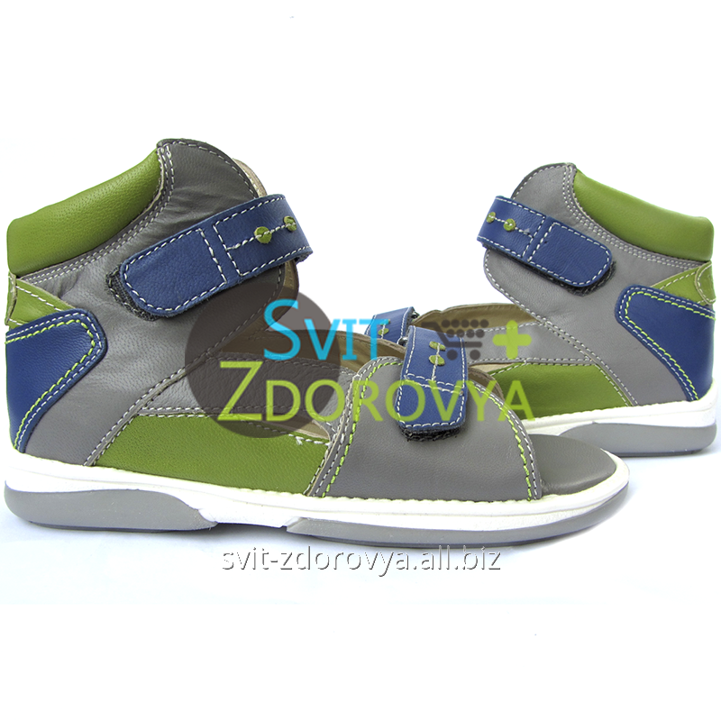 Купить Ортопедические сандалии для детей Memo Monaco 3BC