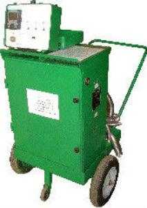 Пульт управления низковольтным электрооборудованием пассажирских вагонов ПУЭВ-110