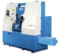 Купить Высокопроизводительные автоматические ленточно-отрезные станки двухколонного типа JAESPA