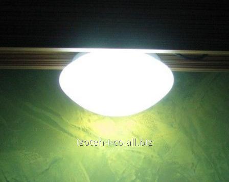 Интерьерный светодиодный светильник для жилых помещений LED-EL-17