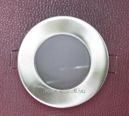 Точечный светодиодный светильник LED-POINT-01, встроенного типа