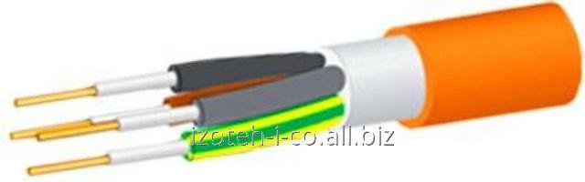 Кабель повышенной безопасности NHXH FE180/E30 огнеупорный безгалогенный