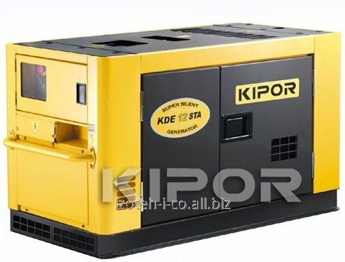 Дизельный генератор (электростанция) KDA12STAO3