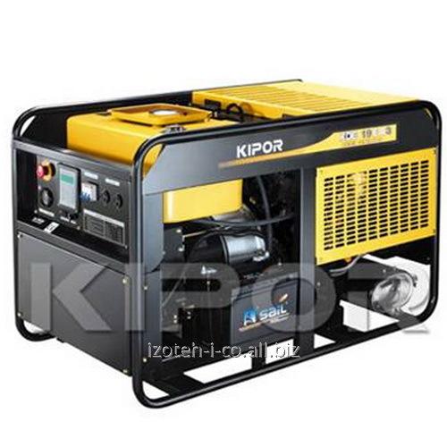 Дизельный генератор (электростанция), однофазный KDA19EAO