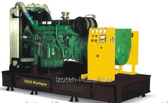 Дизельный генератор (электростанция) DOOSAN DAEWOO, 550 кВА