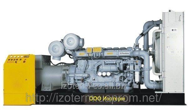 Дизельный генератор (электростанция) Perkins 800 кВА