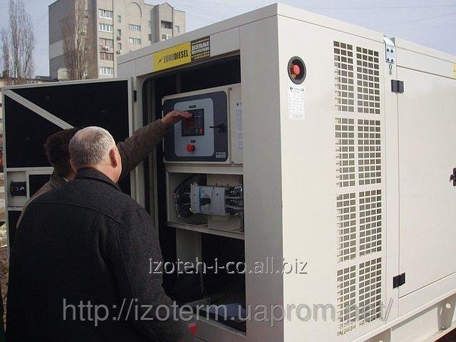 Дизельный генератор ДГА, ДГУ