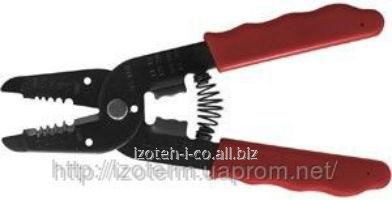 Инструмент для резки и снятия изоляции с медного, алюминиевого провода