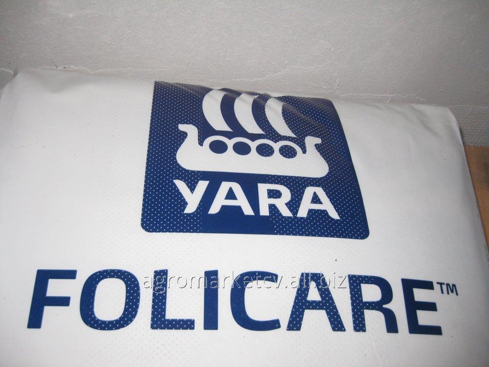 Купить Фолікер Folicare Yara 12-0-38 25кг.
