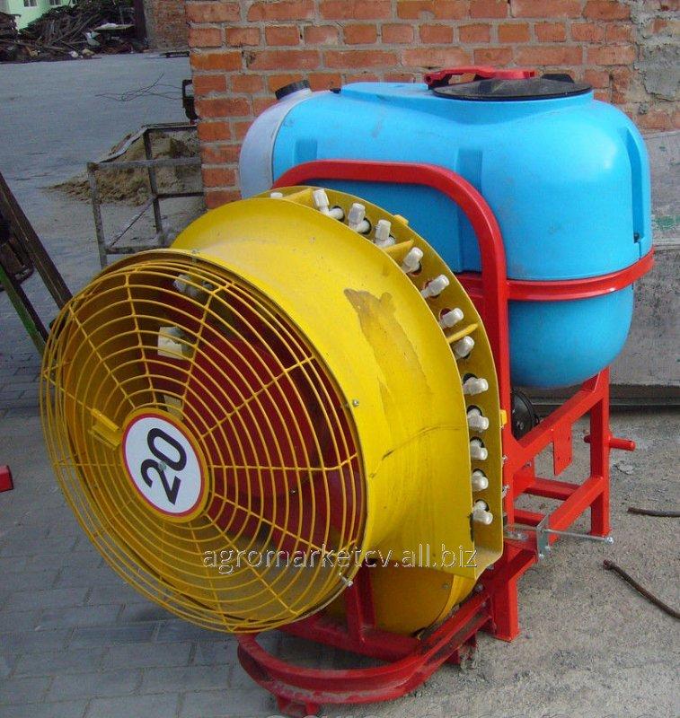 Купить Оприскувач Родос садовий вентиляторний 200 - 1000 л. на польському обладнанні