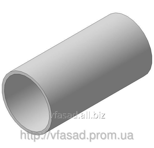 Buy Pipe aluminum round 10*1,5