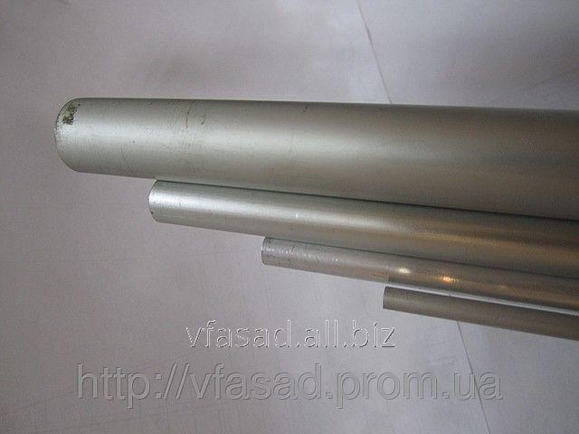 Труба алюминиевая круглая12*1,0