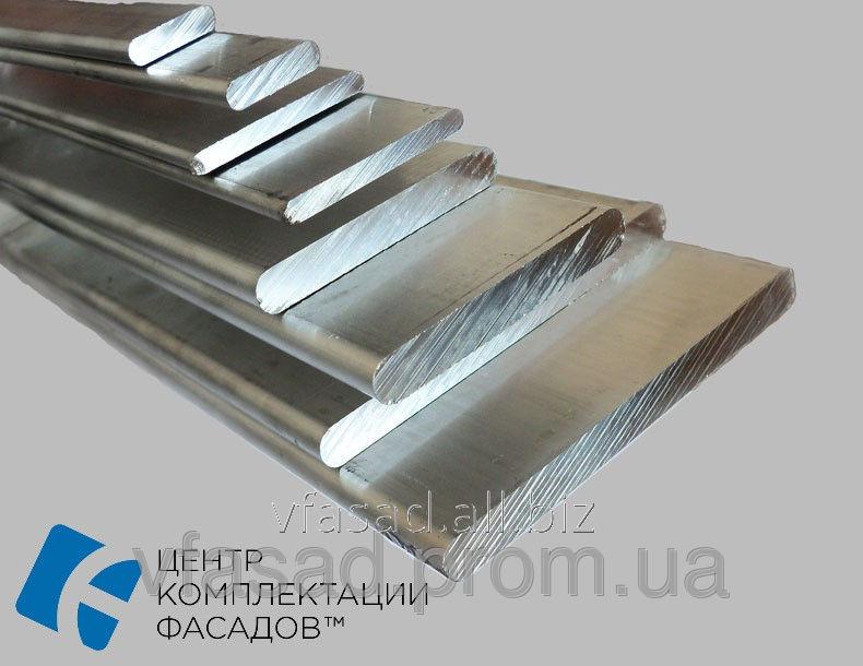 Шина алюминиевая 80*6,0 мм
