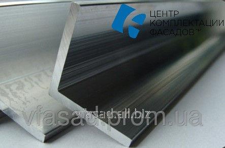 Уголок алюминиевый 20*40*2,0 мм