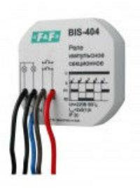 Реле импульсное двухканальное РБ-404 (BIS-404)