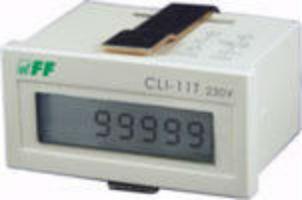 Счетчики импульсов CLI-11T (CLI-11T/230)