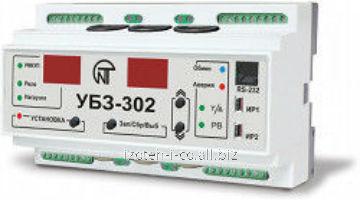 Блок защиты асинхронных электродвигателей УБЗ-302 универсальный