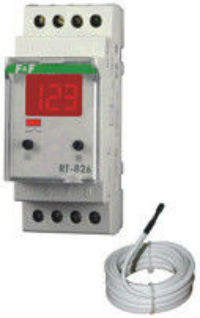 Регулятор температуры цифровой программируемый RT-826 (РТ-820М)