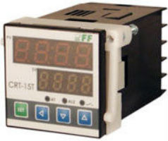 Temperature regulator digital programmable CPT-15T (CRT-15T)
