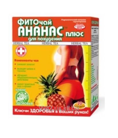 Плюс фиточай отзывы похудения ананас