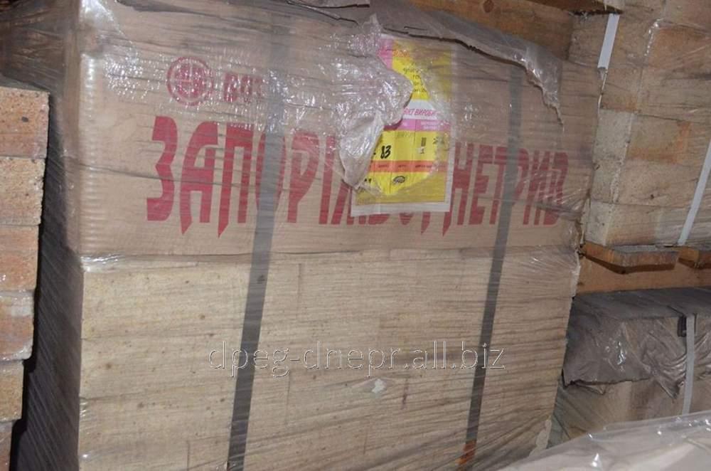 Купить Кирпич муллитокорундовый МКС-72 44, 3,9 кг ГОСТ 8691-73