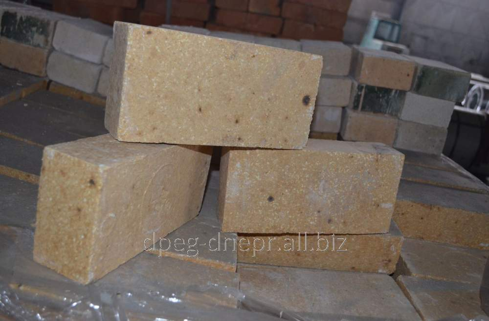 Buy Brick dinasovy DN 30, 4,7 of kg of GOST 8691-73