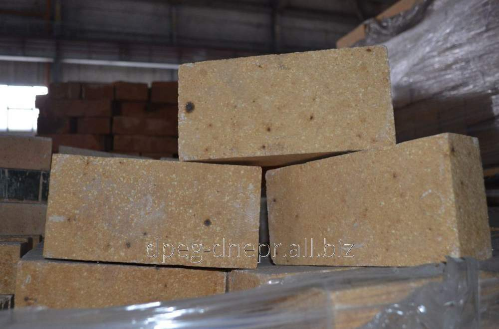 Buy Brick dinasovy DN 50, 2,7 of kg of GOST 8691-73