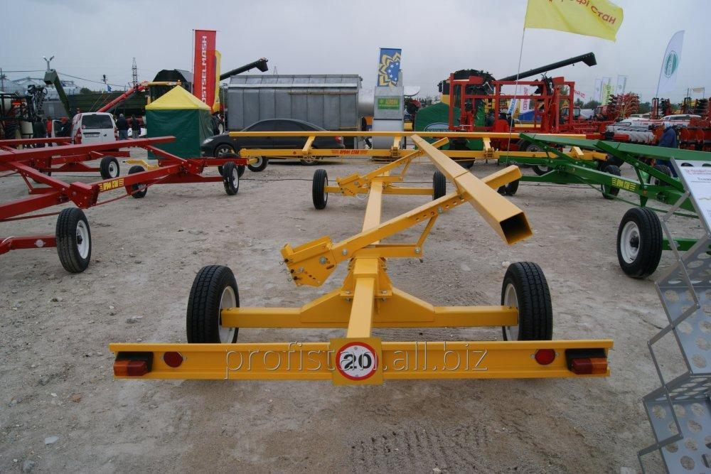 Buy Cart versatile LAN-2A for the transport headers for combines 7 m 2 adapter (4 adapter)
