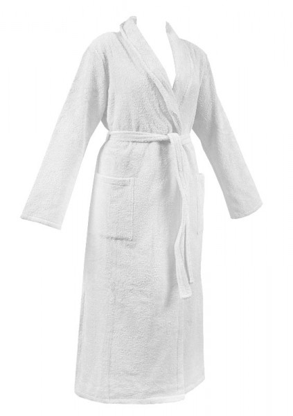 Terry dressing gowns, dressing gowns for hotels, white dressing ...