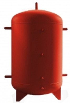 Бак теплоаккумулятор ТІ-00-1000 без змеевика