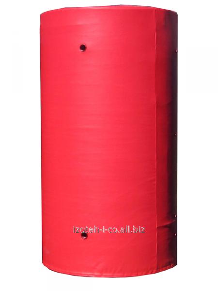 Бак теплоаккумулятор (буферный) ТІ-01- 500 с одним змеевиком