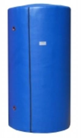 Бак теплоаккумулятор (буферный) ТІ-11- 2000 с двумя змеевиками