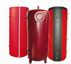 Buy Tank the heataccumulator (buffer) combined T_B-00 - 800/160 with the internal tank without coil