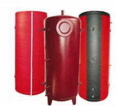 Бак теплоаккумулятор (буферный) комбинированный ТІB-00- 1500/250 c внутренним резервуаром без змеевика
