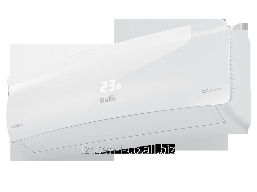 Buy Invertor Split system of Ballu BSAI-12 HN1_15Y of the i Green series (set)